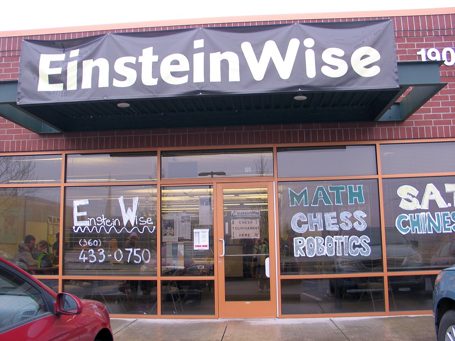 EinsteinWise building in East Vancouver Washington. Photo Credit: Russell Miller
