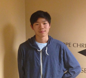 Daniel He, winner of 2015 Washington Junior Closed.