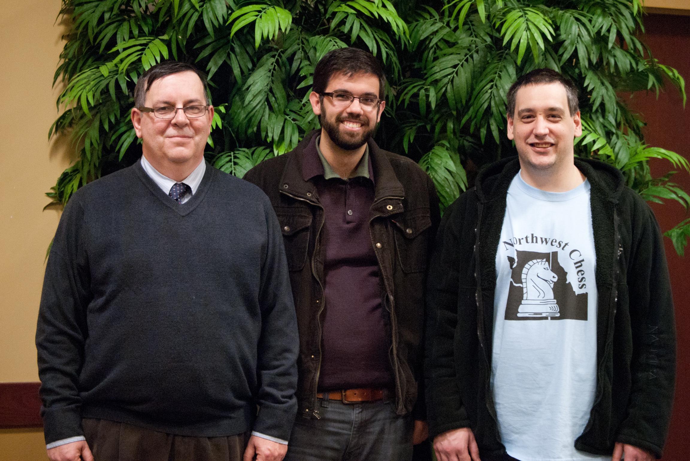 Alex Yermolinsky, Joshua Sinanan, Nick Raptis